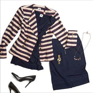Cabi cruise jacket style #5094 size 4 EUC